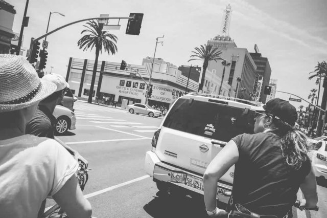 LA Cycle Tour