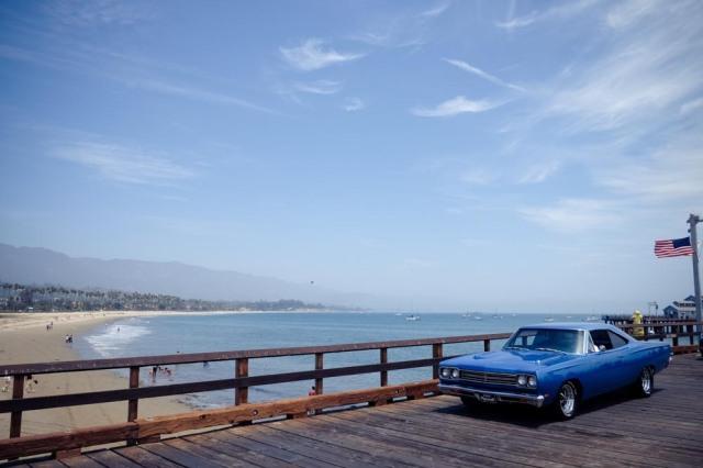 Santa Barbara Classic Car
