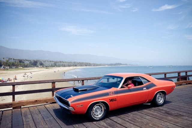 Santa Barbara Classic Car - Dukes of Hazard