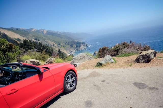 Sports Car = The Big Sur