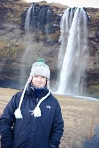 Seljalandsfoss Waterfall - Mono