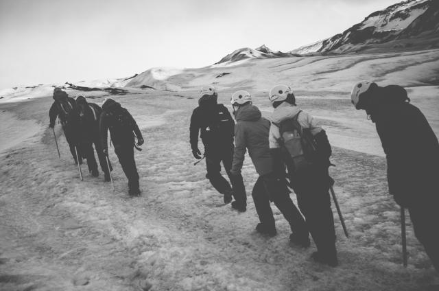 Solheimajökull Walking Guide