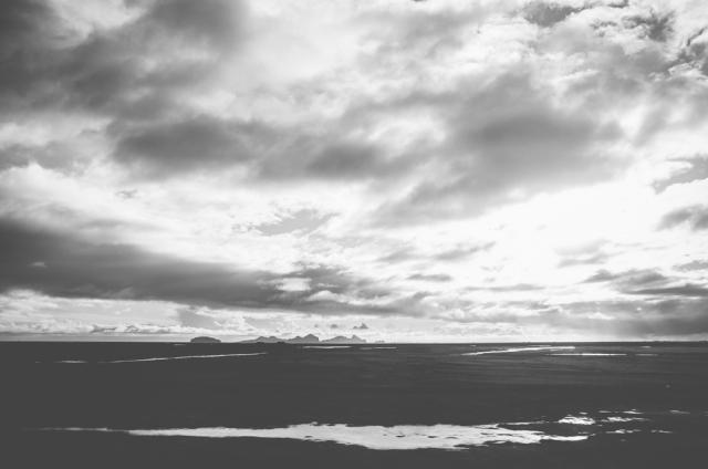 Reykjavík - beautiful coast line