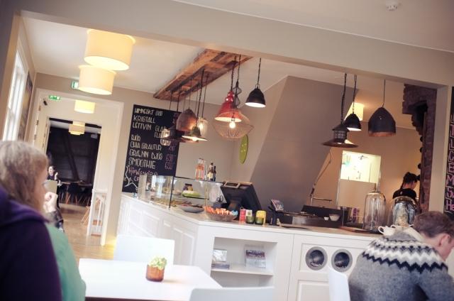 Iceland - Glo restaurant