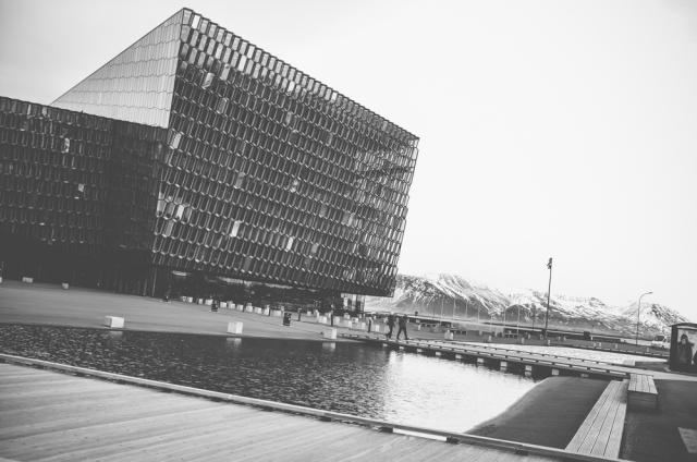 Reykjavík Harpa Hall