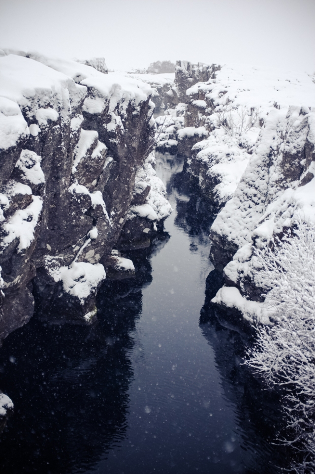 Thingvellir tectonic plates