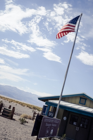 Death Valley National Park Ranger Station