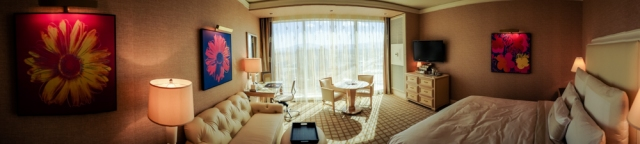 Vegas Room View - The Wynne