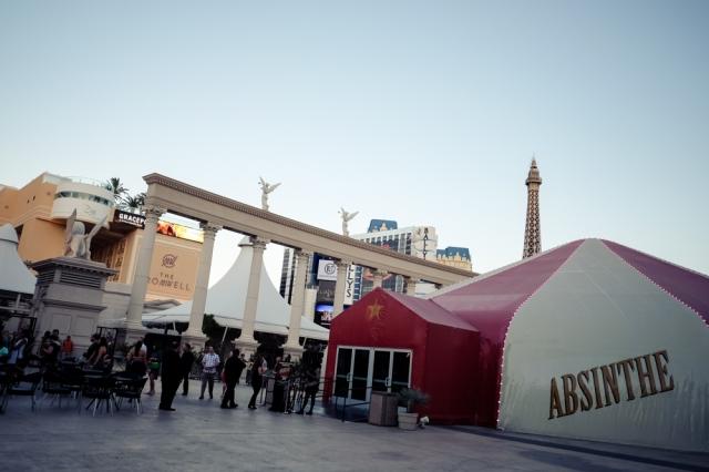 Vegas - Absinthe